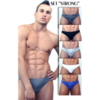 """Set thongs """"STRONG"""""""